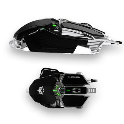 Mouse Gaming M990s Rgb Black