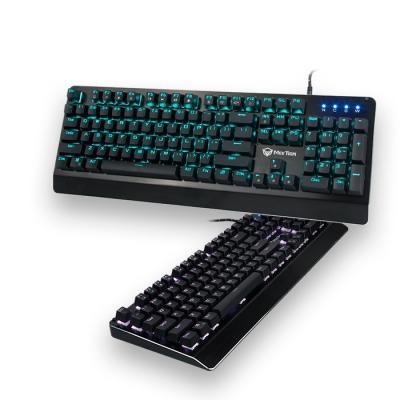 Teclado Gaming Mecánico Rgb (us) Mk01