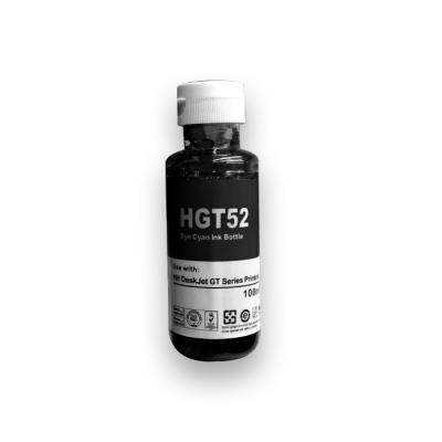 Ink Hp 100 Ml Black Serie Gt