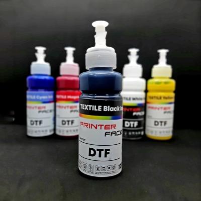Tinta Textil Dtf - Black 100ml