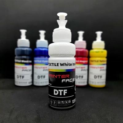 Tinta Textil Dtf - White 100ml