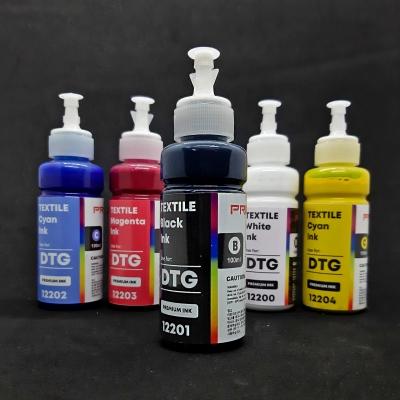 Tinta Textil Dtg Black 100ml