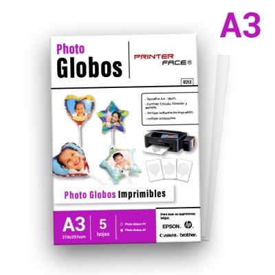 Globos Redondo  A3/28cm