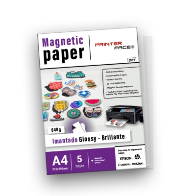 Magnetico Glossy A4
