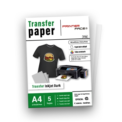 Transfer Ink Jet Dark